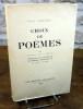 Choix de poèmes par Pierre Mac Orlan.. VERLAINE Paul