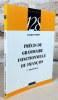 Précis de grammaire fonctionnelle du français. tome 1 : Morphosyntaxe.. POPIN Jacques