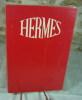 Hermes la messe rouge.. CHAILLET F., BERNARD M.