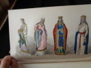 Histoire de la Mode en France. La toilette des femmes depuis l'époque gallo-romaine jusqu'à nos jours. Nouvelle édition ornée de 21 planches coloriées ...