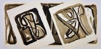 Texte pour  rien 13.. Van Velde Bram - Samuel Beckett