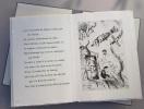 Lettre à Marc Chagall.. Chagall Marc - Jerzy Ficowski