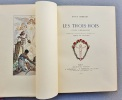 Les Trois Rois. Conte d'Epiphanie. Nombreuses illustrations en couleurs de Serge de Solomko. Gebhart Emile