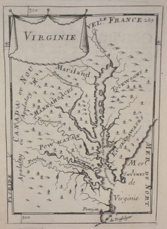 Virginie.. MANESSON-MALLET (Allain).