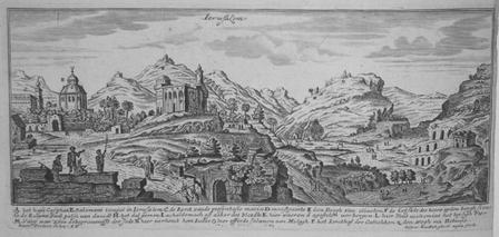 Jerusalem.. PEETERS (Jan);