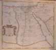 [EGYPTE] Egypte moderne dict Chibet aujour-dhuy.. LA RUE (Philippe de);