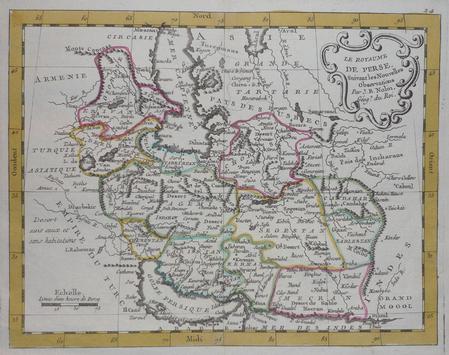 [PERSE] Le royaume de Perse.. NOLIN (Jean-Baptiste);