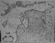 [LETTONIE] La Livonie ou Liflande.. OLEARIUS (Adam).
