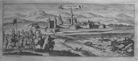 [SZARVAS] St. Servaes.. PEETERS (Jan);