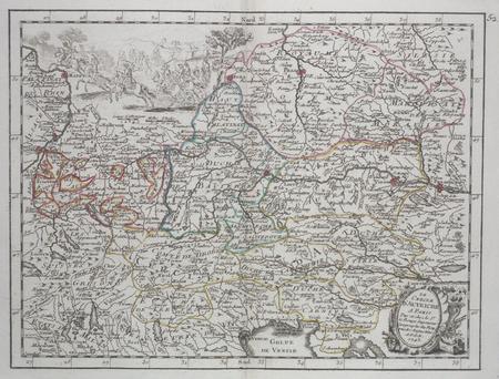 Le Cercle d'Autriche.. LE ROUGE (Georges-Louis);