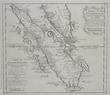 [SUMATRA] Carte de l'isle de Sumatra dressée sur les journaux des navigateurs et sur plusieurs cartes manuscrites qui sont au Dépôt des Plans de la ...