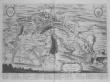[VOLTERRA] Nova Vulterrae delineatio. Volterre ancienne ville de Toscane, suffragante de Florence, située dans le Pisan.. BLAEU (Johannes);MORTIER ...