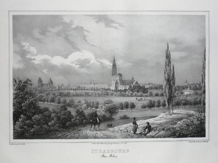 STRASBOURG (Bas-Rhin).. SANDMANN;