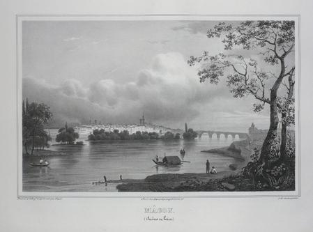 MACON (Saône et Loire).. VIARD;