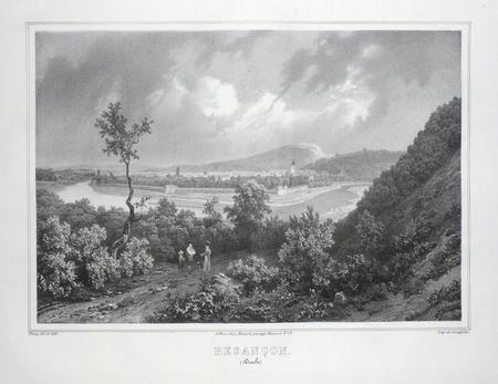 BESANCON (Doubs).. DEROY;