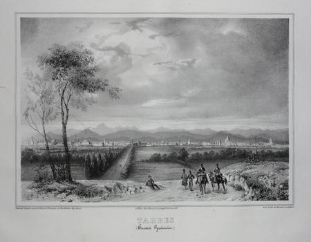 TARBES (Hautes Pyrénnées).. TIRPENNE;MONTHELIER;