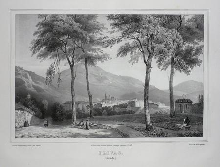 PRIVAS (Ardèche).. VIARD;