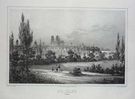 ORLEANS (Loiret).. SANDEMANN;