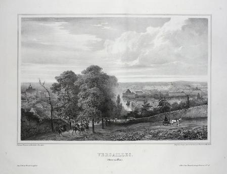 VERSAILLES (Seine et Oise).. TIRPENNE;MONTHELIER;
