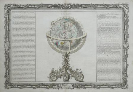 Globe céleste.. BUY de MORNAS (Claude);
