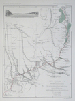 [YUNNAN] Carte itinéraire N 8. Partie supérieure du bassin du fleuve du Tong-King (Yun-nan).. GARNIER (Francis);