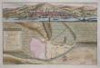 [TREVES] Plan de la ville et des nouveaux ouvrages de Treves.. BEECK (Anna);