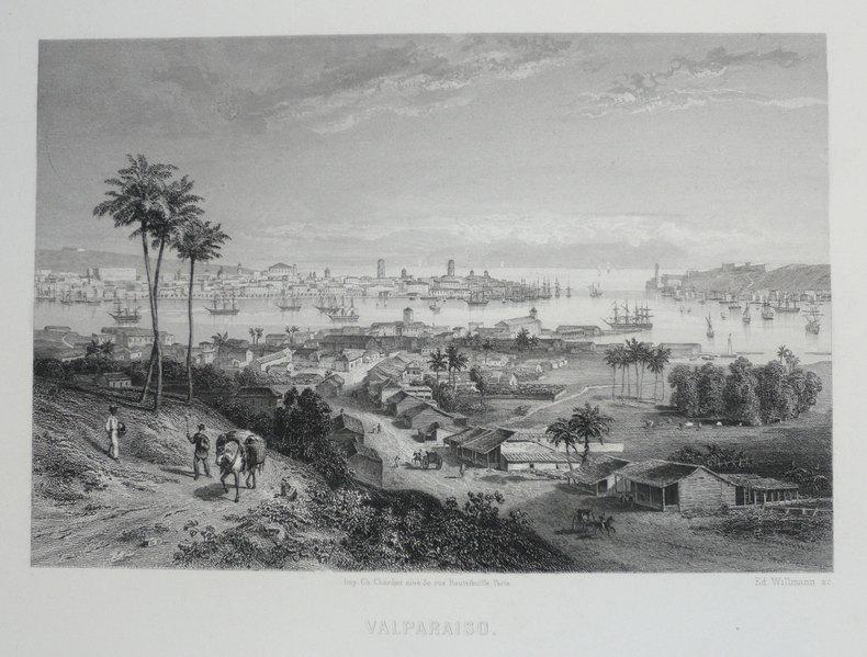 [CHILI] Valparaiso.. WILLMANN (Edward);