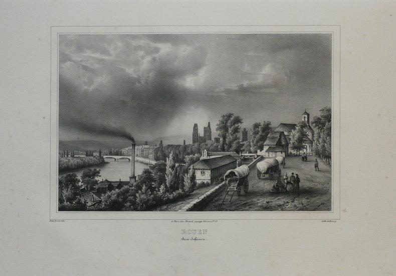 ROUEN (Seine-Inférieure).. PORRET;