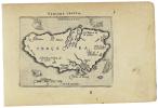 [ACORES] Terçera insula.. ORTELIUS (Abraham).
