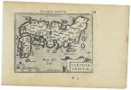 Japonia insula.. ORTELIUS (Abraham).