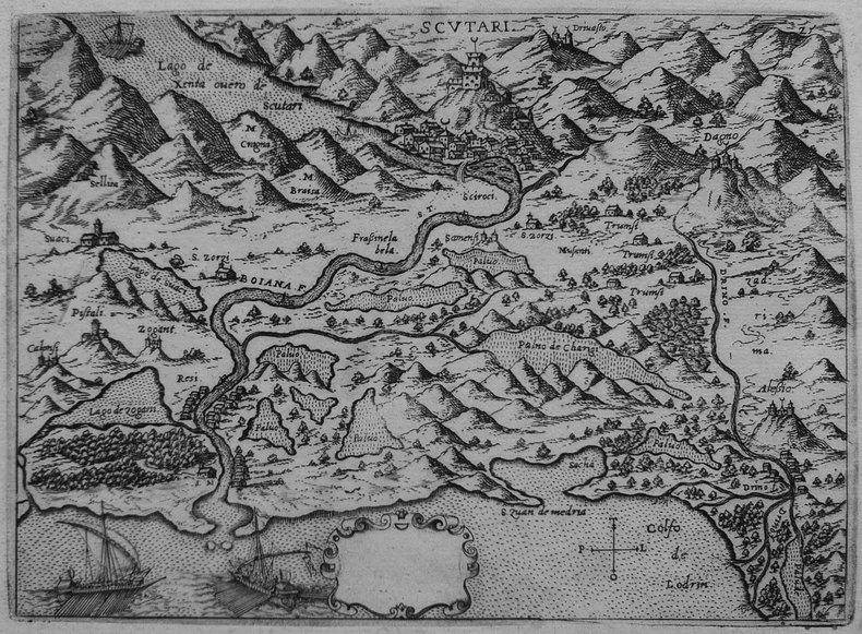 [ALBANIE/SHKODER] Scutari.. CAMOCIO (Giovanni Francesco).