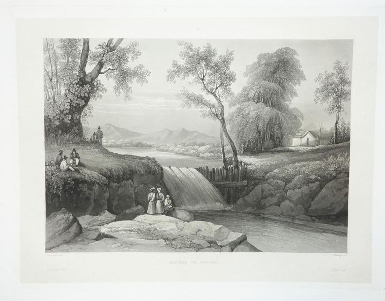 [JAVA] Rivière de Bezouki.. LAPLACE (Cyrille Pierre Théodore).
