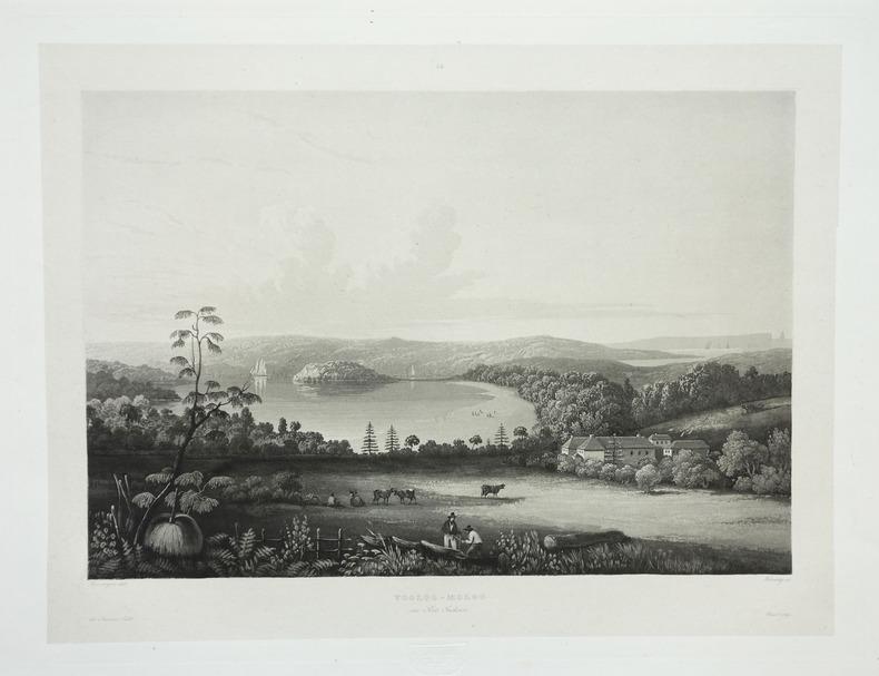 Vooloo-Moloo au Port Jackson.. LAPLACE (Cyrille Pierre Théodore).