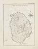 [NEVIS] Carte de l'isle de Nieves.. BELLIN (Jacques-Nicolas).