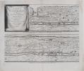 Tabula itineraria ex illustri Peutingerorum bibliotheca quæ Augustæ Vindelicorum beneficio Marci Velseri septem-viri Augustani in lucem edita.. ...