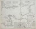 [MANCHE/CHANNEL] Carte de la Manche ou du canal qui sépare les côtes de France d'avec celles d'Angleterre.. BEAURAIN (Jean de).