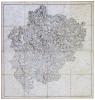 [LE PUY-en-VELAY] Carte du diocèse du Puy.. CASSINI de THURY (César-François) & CAPITAINE (Louis).