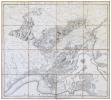 [NISMES] Carte du diocèse de Nismes.. CASSINI de THURY (César-François) & CAPITAINE (Louis).