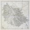 [TOULOUSE] Carte du diocèse de Toulouse.. CASSINI de THURY (César-François) & CAPITAINE (Louis).