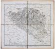 [SAINT-PAPOUL] Carte du diocèse de St. Papoul.. CASSINI de THURY (César-François) & CAPITAINE (Louis).