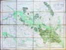Carte particulière des rivières de la Scarpe, de l'Escaut et de ses canaux y afluant depuis Douay et Bouchain jusqu'à leur jonction à Mortagne.. ...