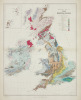 [GÉOLOGIE] Geological map of the British Isles.. STANFORD (Edward).