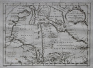 Carte de la Baye de Hudson.. BELLIN (Jacques-Nicolas).