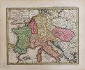 Imperium Francicum.. HAAS (Johann Matthias).