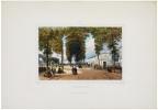 Jardin des Plantes.. JACOTTET (Louis-Julien).
