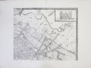 Paris et ses environs.. ATLAS des ANCIENS PLANS de PARIS & JOUVIN de ROCHEFORT (Albert).