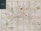 [MANCHESTER] Plan of Manchester & Salford.. BARTHOLOMEW (John).