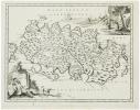 [SARDAIGNE] Carta geografica dell'isola di Sardegna.. SALMON (Thomas).