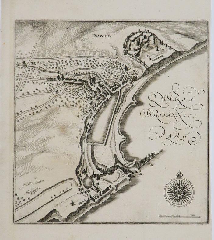 [ANGLETERRE] Dower.. MERIAN (Matthäus).