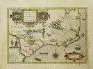 Virginiæ item et Floridæ Americæ provinciarum, nova descriptio.. MERCATOR (Michael)& HONDIUS (Jodocus).